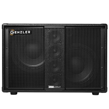 Genzler Amplification Bass Array 210-3 STRAIGHT Cabinet