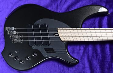 Dingwall NG-3 (4) Metallic Black Gloss / Maple Fingerboard *In Stock!