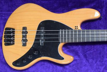 Sandberg California TT-4, Natural Gloss with Ebony Fingerboard *8.3 Lbs. In Stock!