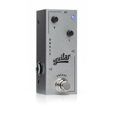 Aguilar DB 925 Bass Preamp Micro Pedal (NEW Product!)