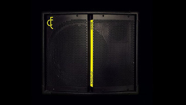 Epifani DIST-2 1x12 Dual Impedance Bass Speaker Cabinet