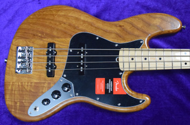 Fender LTD Jazz Bass 2018 Roasted ASH *7.9LBS *Only 180 Made RARE! *ON HOLD