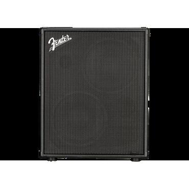Fender Rumble 210 Extension Cab (Black Grill) *On Order, ETA Feb. 2022