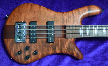 Spector Euro 4 RST, Sienna Stain w/ Roasted Maple *6.7 Lbs.!