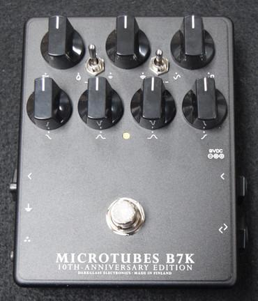 Darkglass 10th Anniversary LTD Microtubes B7K *Only 399 Made!