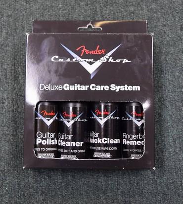 Fender Guitar/Bass Cleaner, Polish, Fretboard Oil