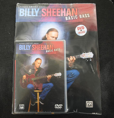 Billy Sheehan: Basic Bass (Instructional Book and DVD)