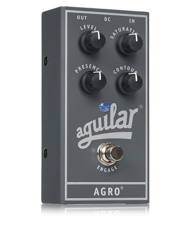 Aguilar AGRO Bass Overdrive Bass Effects Pedal *On Order, ETA Nov. 2021