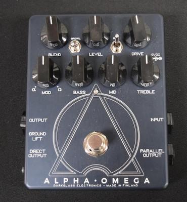 Darkglass Electronics Alpha Omega Bass Dual Overdrive/Distortion
