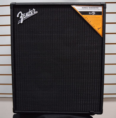 Fender Rumble 210 Bass Cab, Black Grill, NEW-IN-BOX *NOT Pre-Owned