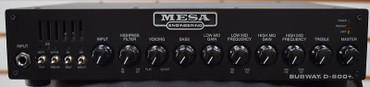 Mesa Boogie Subway D-800+ Plus