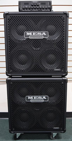 Mesa Boogie WD-800 Amp Stack with 2x 410 Cabs, New-In-Box *NOT Pre-Owned