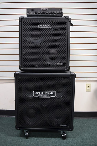 Mesa Boogie Subway D-800+ (PLUS) with 4x10 and 2x10 Cabs
