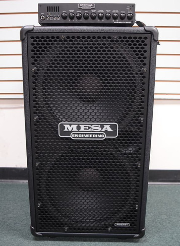 Mesa Boogie Subway D-800+ (PLUS) with 2x15 Cab