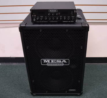 Mesa Boogie WD-800 Amp and Subway 212 Cab