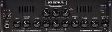 Mesa Boogie Subway WD-800