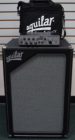 Aguilar Tone Hammer 500 Head / Carry Bag / SL 212 Cab *NOT Pre-Owned