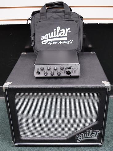 Aguilar Tone Hammer 350 Head / Bag / SL 112 Cab