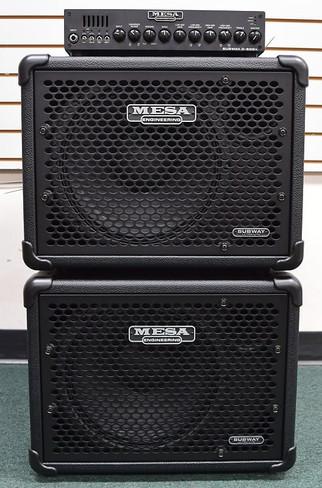 Mesa Boogie Subway D-800+ (PLUS) / 112 / 112 Stack