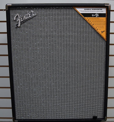 Fender Rumble 2x10 Bass Extension Cab *New-In-Box*