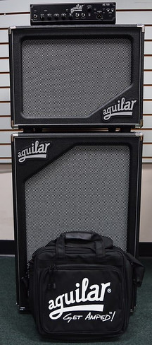 Aguilar AG 700 Head / Carry Bag / SL 212 / 112 Cabs, *NOT Pre-Owned