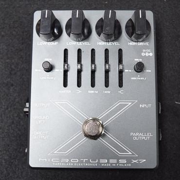 Darkglass Electronics Microtubes X7 Bass Preamp / Distortion Pedal
