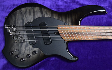 Dingwall Combustion 5 String, 2-Tone Black Burst with Pau Ferro Fingerboard *In Stock!