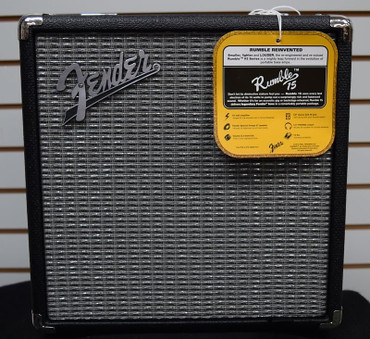 Fender Rumble 15 Bass Combo Amp