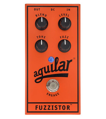 Aguilar Fuzzistor Bass Fuzz Pedal *On Order, ETA Nov. 2021