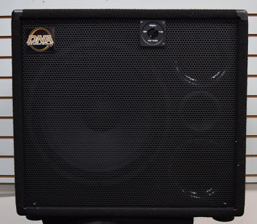 DNA DNS 115 Neo Bass Cabinet (8 Ohm), Black Carpet Covered