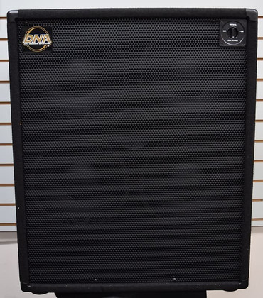 DNA DNS 410 Neo Bass Cabinet (8 Ohm), Black Carpet Covered