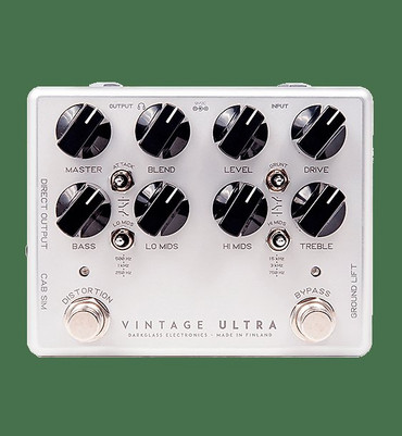 Darkglass Electronics Vintage Ultra v.2, Bass Overdrive/Preamp Pedal  ***NEW-IN-BOX***