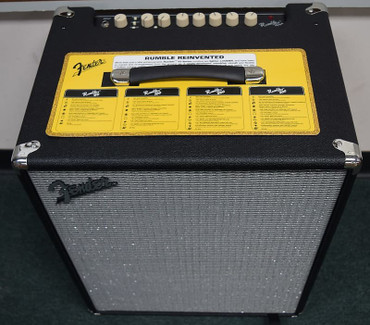 Fender Rumble 500 Combo *New In Box* (Not Pre-Owned)