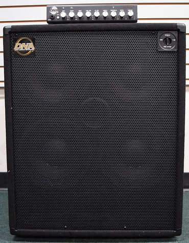 DNA 800 Bass Amp Stack: DNS 410 Neo Cab *NOT Pre-Owned