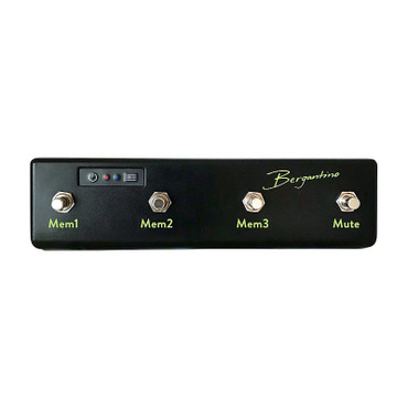 Bergantino B|Amp Bluetooth Footswitch *NEW Design*