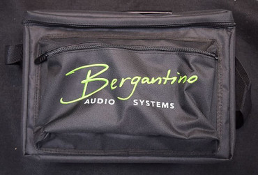 Bergantino Carry Bag for Forte HP 1200 Amp