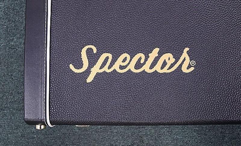 Spector Hard Case for Bass, Black Tolex
