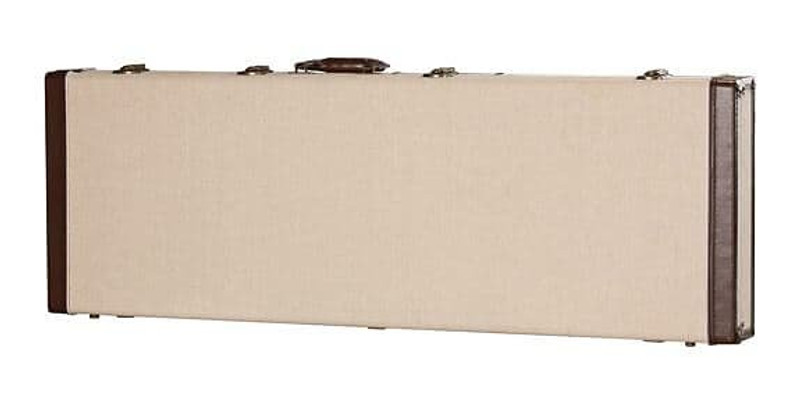 Gator Journeyman Deluxe Wood Case for Electric Bass Guitar