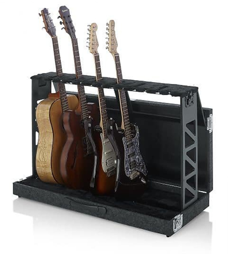 Gator Rack Style 6 Guitar/Bass Stand that Folds into Case *NOT Pre-Owned