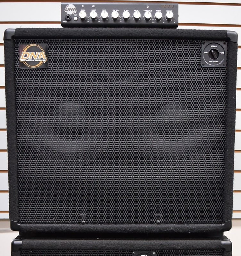 DNA 800 Amp Stack: DNS 115 and 210 Neo Cabs *NOT Pre-Owned