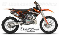 KTM Sabre - Graphics Kit