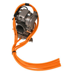 4T - Free Flow Carb Vent Kit Orange