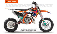 KTM SX Graphics kit