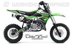 KX 65 MX Graphics