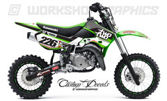 KX 65 MX Graphics
