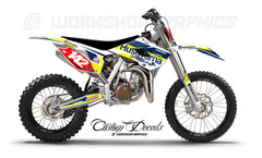Husqvarna Graphics TC85