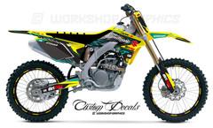 2015 RMZ250 Revzilla