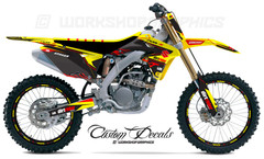 Revzilla RMZ Graphics
