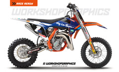 SX50 Graphics kit