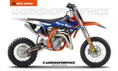 SX50 Graphics kit